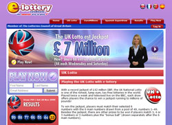 elottery syndicate
