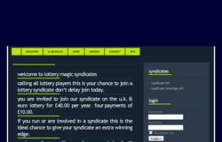 lottery magic uk